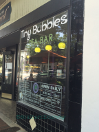 Tiny Bubbles Tea Bar at Marietta Square in Marietta, Georgia