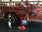 Marietta Fire Museum in Marietta, Georgia