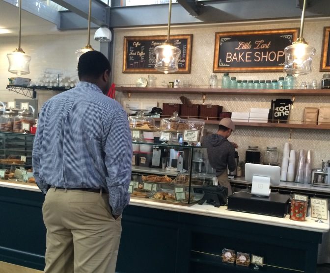 Little Tart Bake Shop in Krog Market