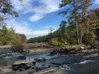 Sweetwater Creek State Park in Lithia Springs, Georgia