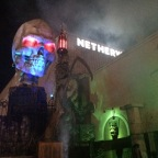 Netherworld Haunted House in Norcross, Georgia